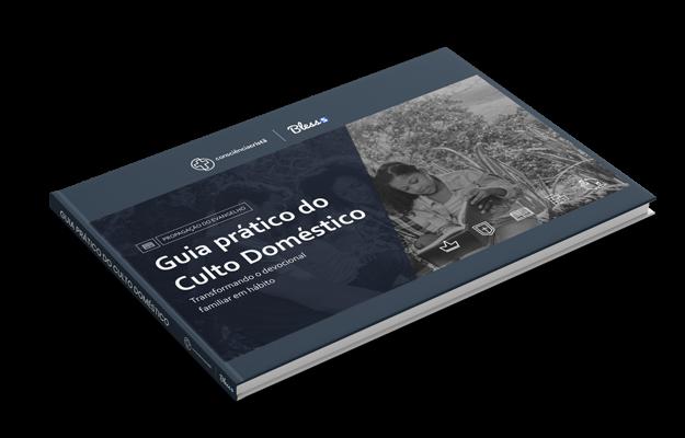 capa ebook guia prático do culto doméstico